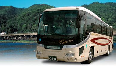 YASAKA GROUP | 観光バス事業